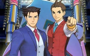 Phoenix Wright Ace Attorney Spirit of Justice demo