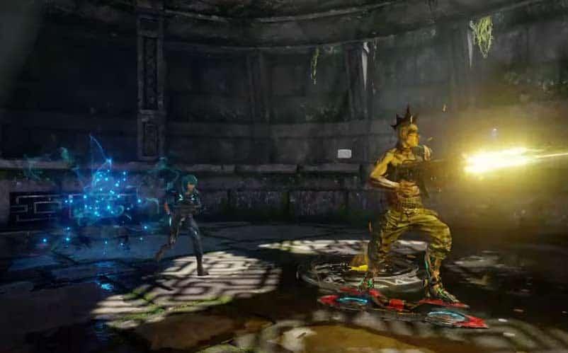 Quake Champions gameplay trailer