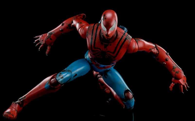 Spider-Bot figure