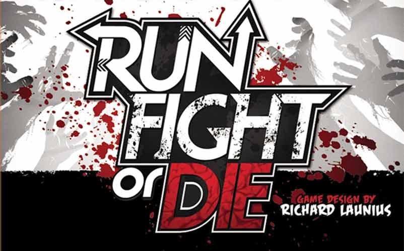 run fight or die game
