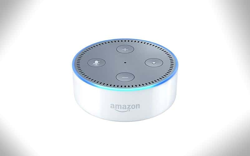 amazon echo dot 2nd generationi
