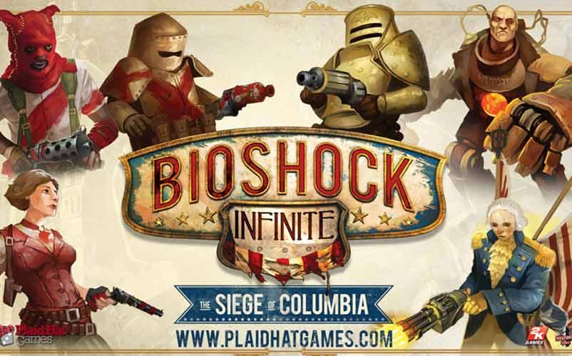 bioshock infinite board game for couples