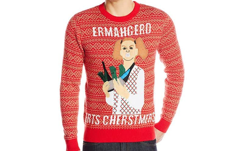 ermahgerd sweater