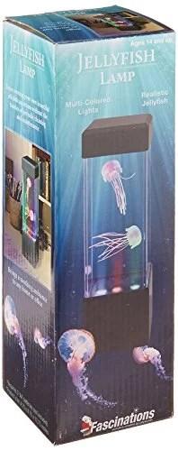 Fascinations Home Decor Jellyfish Lamp