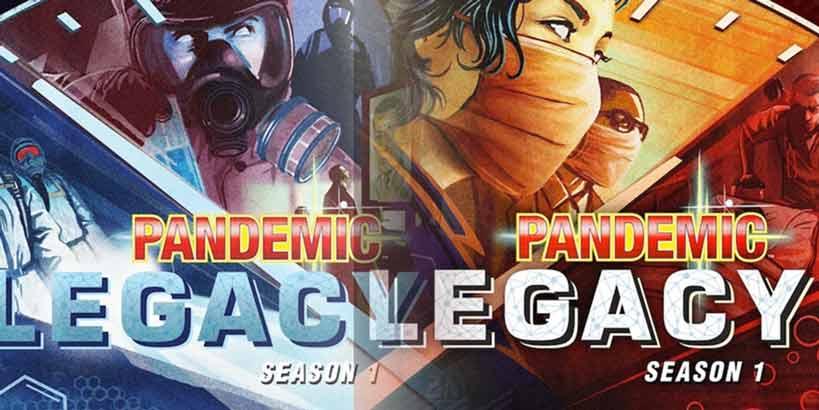 pandemic legacy game