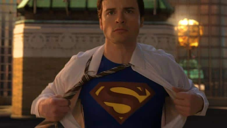 Smallville dc tv