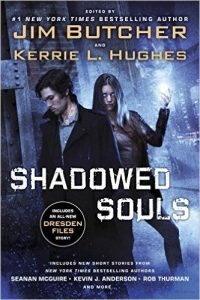 Shadowed Souls by Jim Butcher and Kerrie L. Hughes