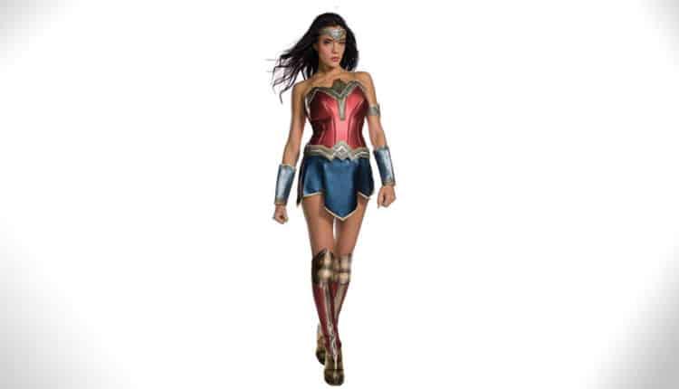 Wonder Woman Costume 2017
