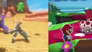 World of Final Fantasy Paper Mario