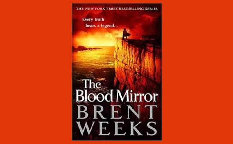 the blood mirror brent weeks