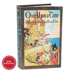 Once Upon A Time Large Book Box
