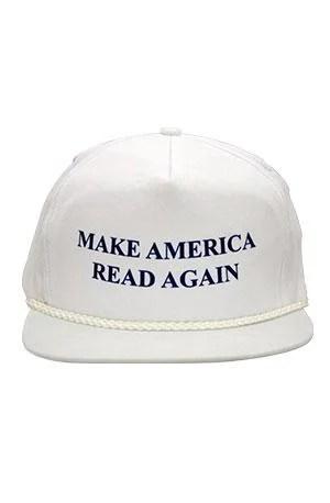 Make America Read Again Hat