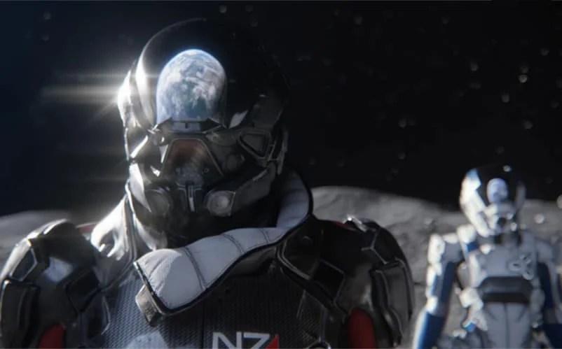 mass effect andromeda reveal trailer