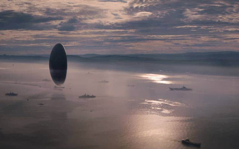 Arrival movie review