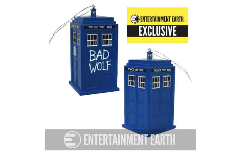 doctor who bad wolf tardis