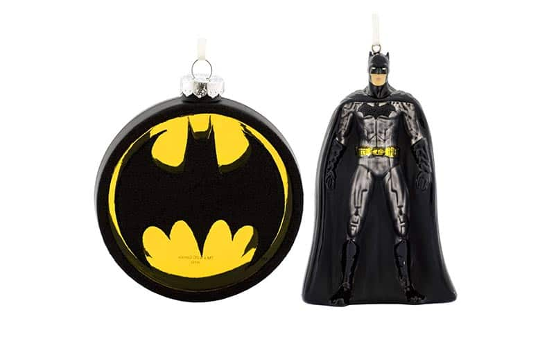 Batman Ornaments