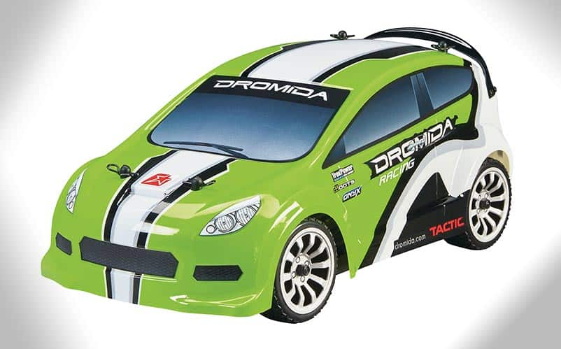 dromida rally car review