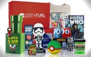 Geek Fuel Box