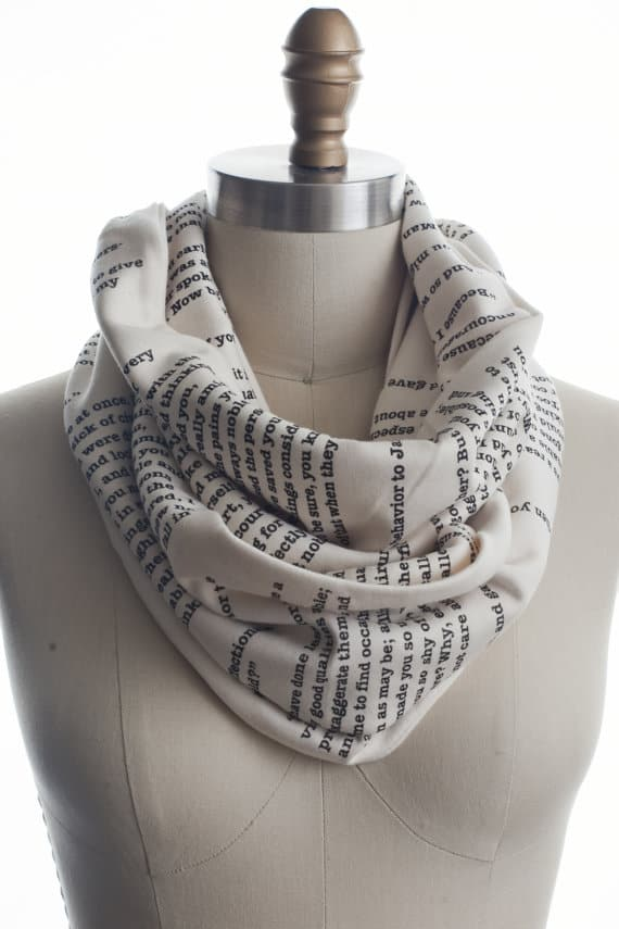 storiarts Book Scarves