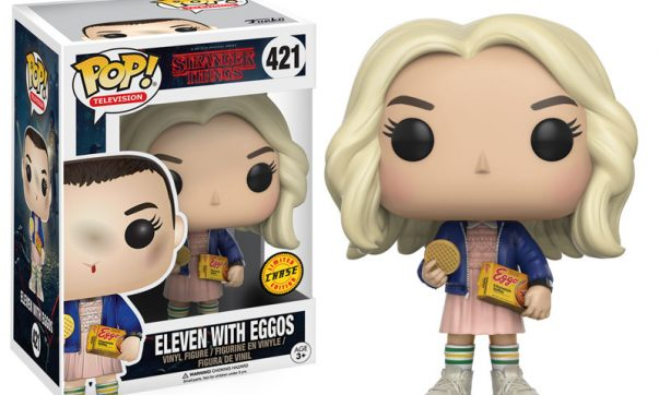 stranger things Eleven wig