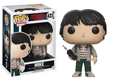 stranger things funko Mike