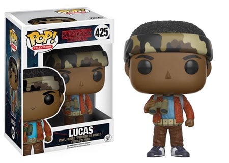 stranger things funko Lucas