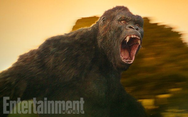 king kong revealed