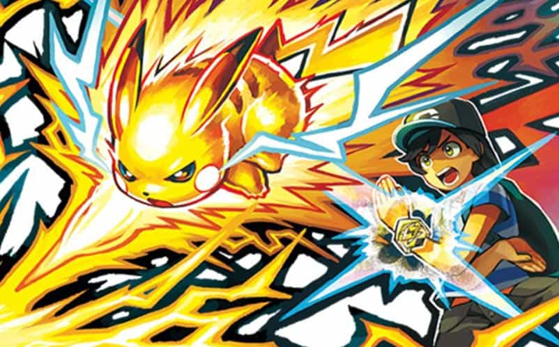 pokemon z moves
