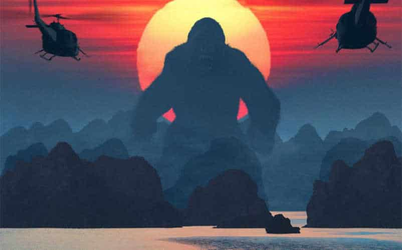 skull island official trailer