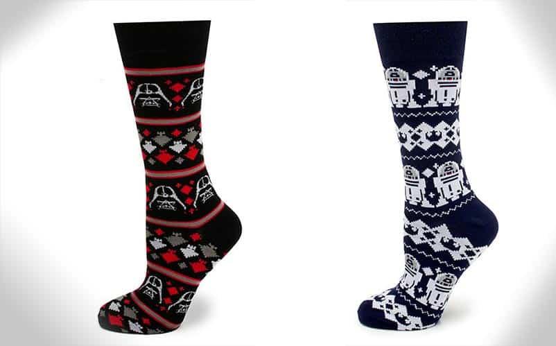 star wars christmas socks