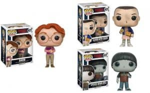 Stranger Things Funko Pops