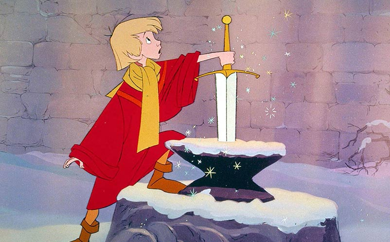 sword in the stone live action movie