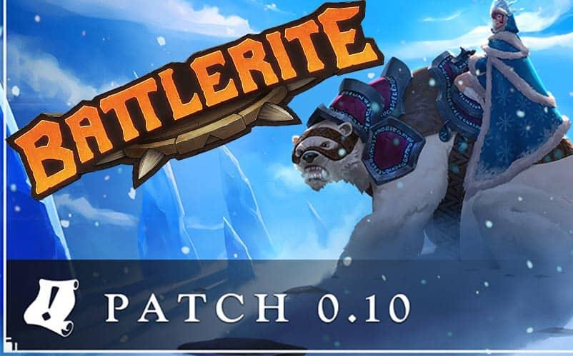 battlerite winter update