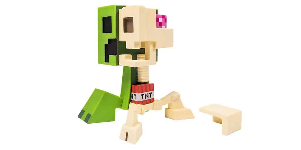 Anatomy of A Creeper Figure