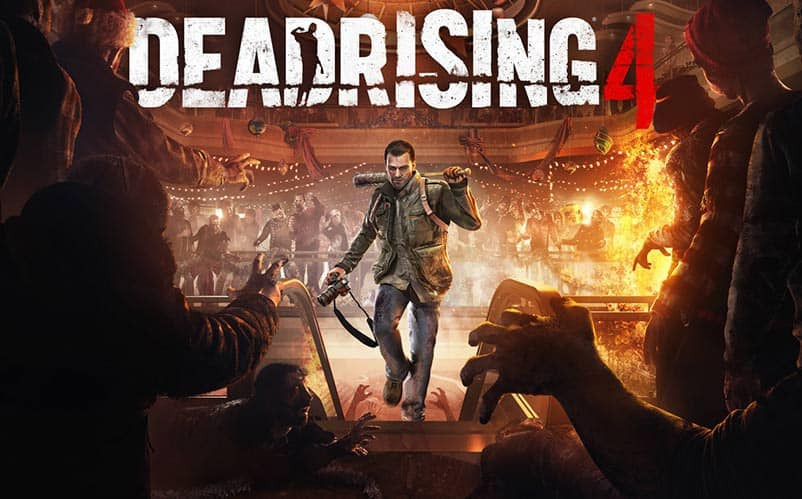 Dead Rising 4 review xbox one