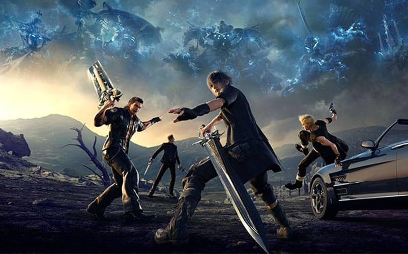 final fantasy XV reviews