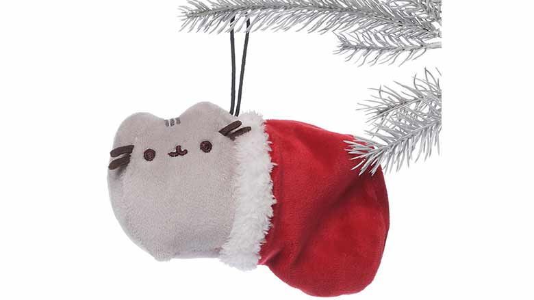 gund pusheen ornament