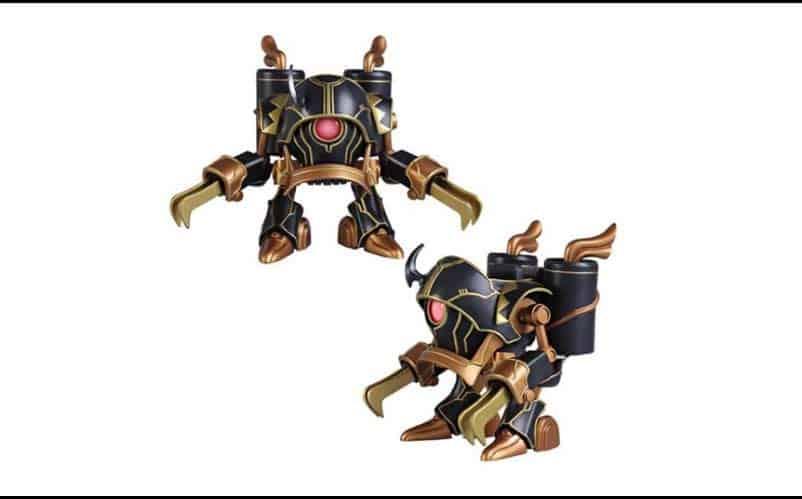 magitek armor figure