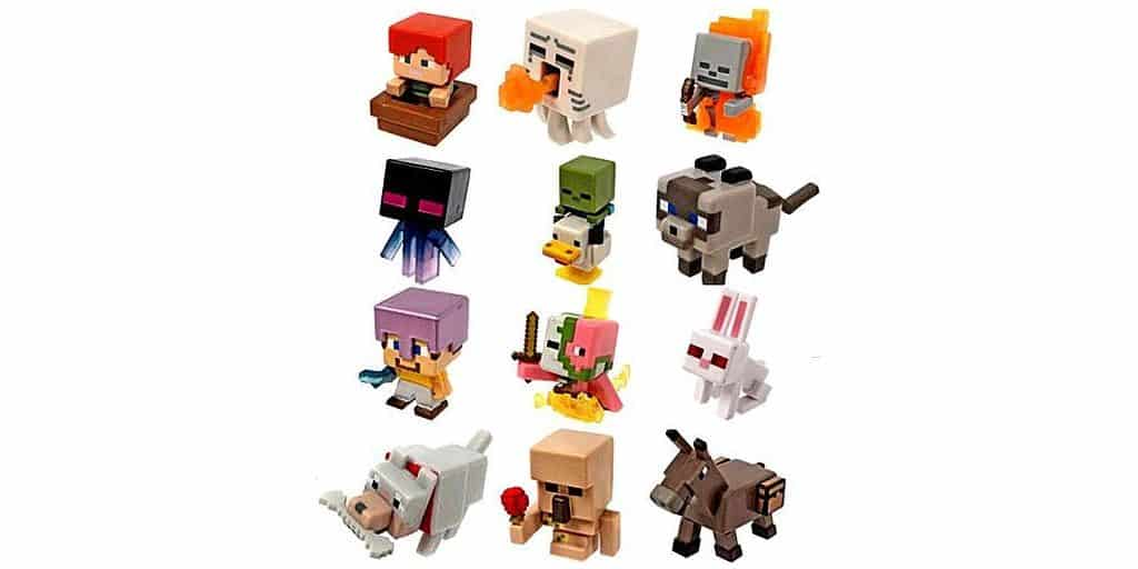 Blind Box Figure Bundle
