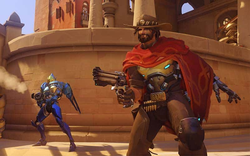 overwatch solo campaign