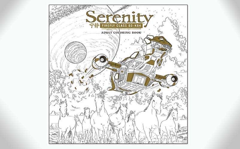 firefly coloring book