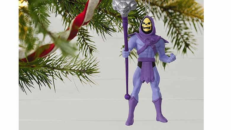 Skeletor Ornament