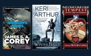 upcoming fantasy and scifi books