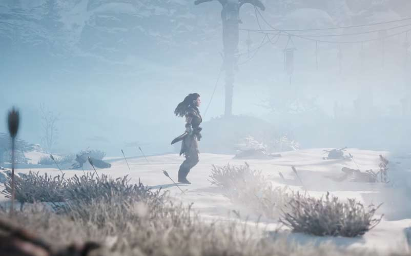 horizon zero dawn story trailer