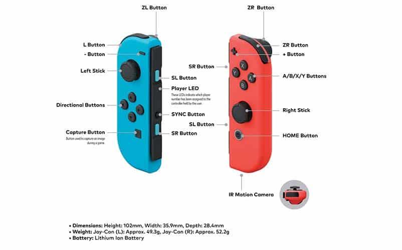 Joycon controller prices