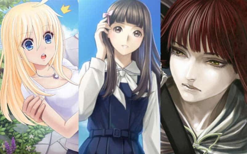 Best Visual Novels