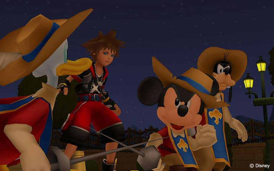 kingdom hearts 2.8 review