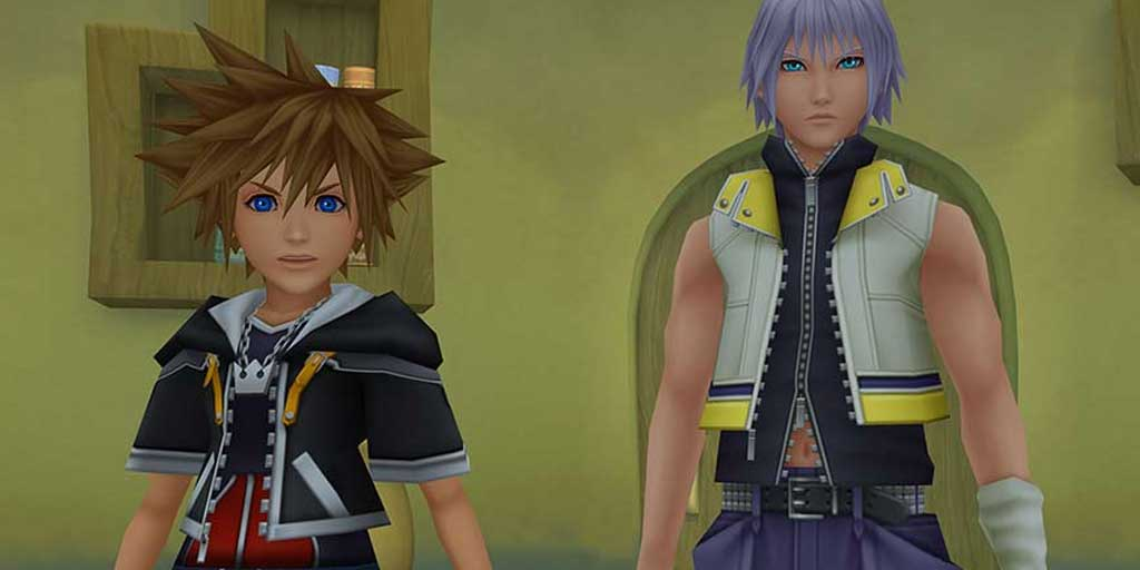 kingdom hearts 2.8 HD review
