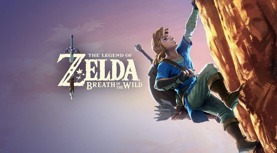 Breath of the Wild Switch Release