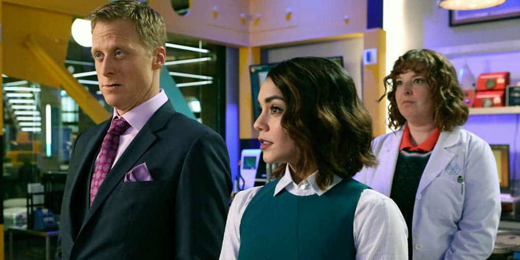nbc's powerless review